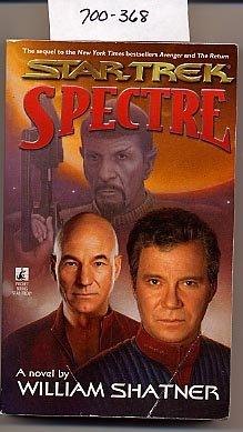 Star Trek Spectre by William Shatner PB