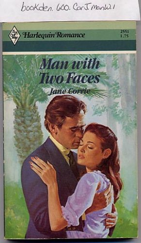 Man With Two Faces by Jane Corrie Harlequin #2551 PB