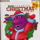 Barney's Favorite Christmas Stories 4 books in 1 HC