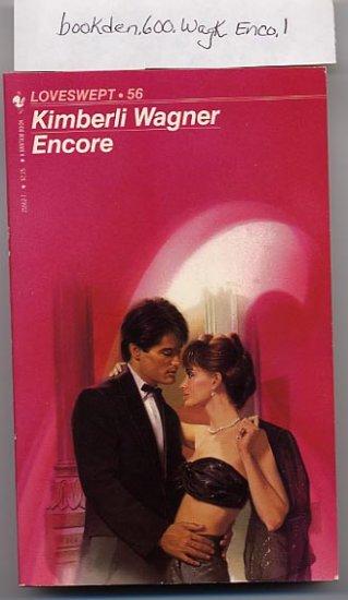 Encore by Kimberli Wagner Loveswept #56 PB