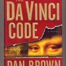 The Da Vinci Code by Dan Brown HC