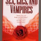 Sex, Lies, and Vampires by Katie MacAlister PB