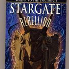 Stargate Rebellion by Bill McCay PB