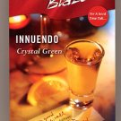 Innuendo Harlequin Blaze #261 by Crystal Green PB