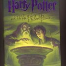 Harry Potter and the Half-Blood Prince by J.K. Rowling HC