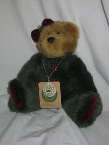 Glenda Plush Bear by Boyds Bears