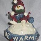 Ingrid Be Warm Ornament Figure by Boyds Bears