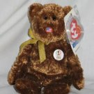 Champion the Soccer Bear Ty Beanie Baby