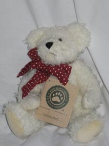 Latte O. Bear Plush Boyds Bears