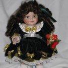 Bryanna Tiny Tot Marie Osmond Porcelain Doll