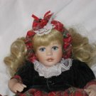 Cassidy Tiny Tot Porcelain Doll by Marie Osmond