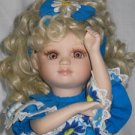 Carrie Porcelain Marie Osmond Doll
