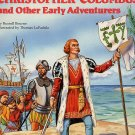 Christopher Columbus and Other Early Adventurers Big Golden Book HC