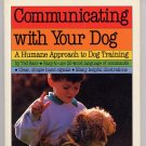 Communicating with Your Dog by Ted Baer SC
