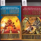 Lot of 2 The Saga of the Seven Suns 1, 2 by Kevin J. Anderson