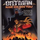 Batman Rise of Sin Tzu by Devin Grayson and Flint Dille PB