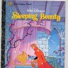 Golden Books Walt Disney's Sleeping Beauty HC