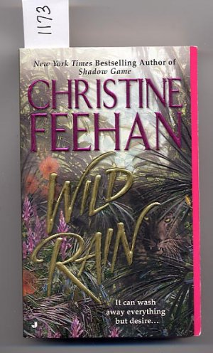 Wild Rain by Christine Feehan PB