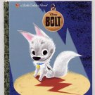 Disney's Bolt Little Golden Book HC