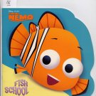 Disney Pixar Finding Nemo Fish School SC