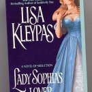 Lady Sophia's Lover by Lisa Kleypas PB