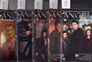 Lot of 5 Angel City of, Not Forgotten, Redemption, Close, Dark Mirror PB