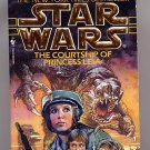 The Courtship of Princess Leia by Dave Wolverton PB