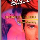 Harlequin Blaze #50 Double the Thrill PB