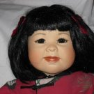 Lilly Porcelain Doll by Marie Osmond