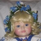 Baby Alexis Porcelain Doll by Marie Osmond