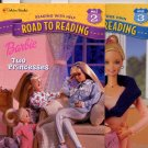 Lot of 2 Barbie Road to Reading Two Princess and barbie.com: ballet buddies