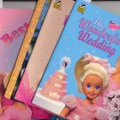 Lot of 5 Softcover Barbie Golden Books