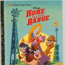 Disney's Home on the Range Little Golden Book HC