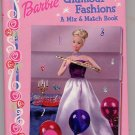 Barbie Glamour Fashions Mix and Match Book