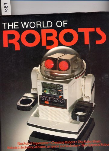 The World of Robots by Brian Morris HC