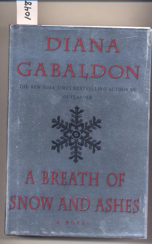 A Breath of Snow and Ashes by Diana Gabaldon HC