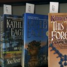 Lot of 4 Kathleen Eagle This Time Night Remembers Never Can Tell Wedding