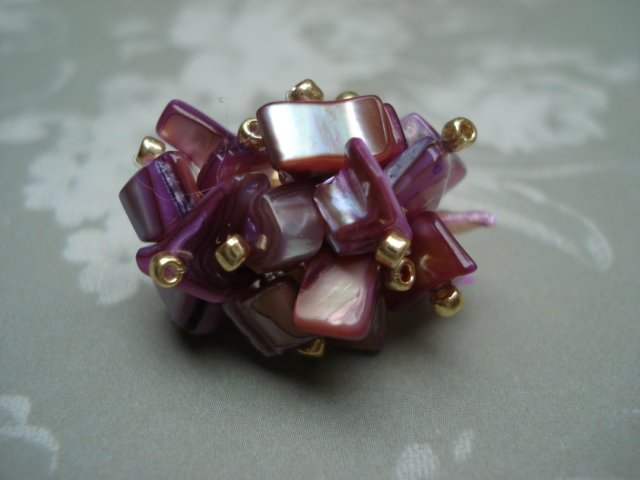 Purple Lover Ring