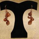 Cooper Dangle Earrings