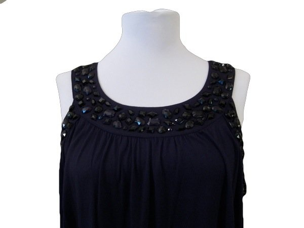 Michael Kors Jeweled Dress