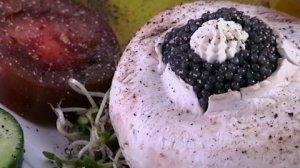 Classic Sevruga Caviar :: Black Caviar :: American Caviar :: Paddlefish Caviar - 2 ounces