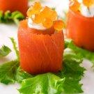 Trout Caviar :: American Salmon Caviar - 8oz
