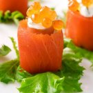 Salmon Caviar Online :: Salted Salmon Roe - 15oz