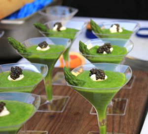 Royal River Beluga Caviar :: Royal Beluga Caviar :: Imported Caviar :: 4 x 1 ounce jars
