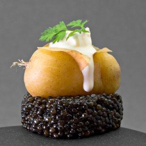 Classic Beluga Caviar :: Classic River Beluga Caviar :: Beluga Caviar :: 1 ounce