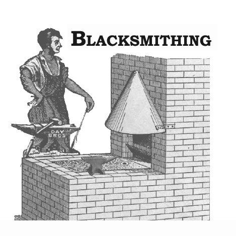Blacksmithing foundry setup, tools and operation