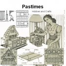 Pastime projects, crafts and hobbies