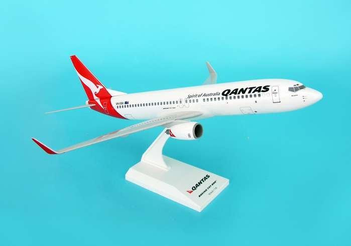 SkyMarks 1:130 Qantas Boeing 737-800 Q00005