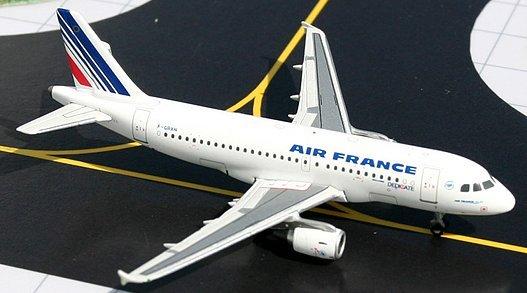 GeminiJets 1:400 Air France Airbus 319 Dedicate Livery AF00001