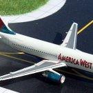 GeminiJets 1:400 America West Airbus 320 AW00001